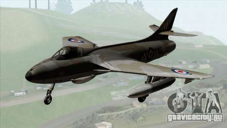 MIG-21MF Romanian Air Force для GTA San Andreas