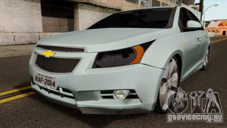 Chevrolet Cruze Hatchback для GTA San Andreas