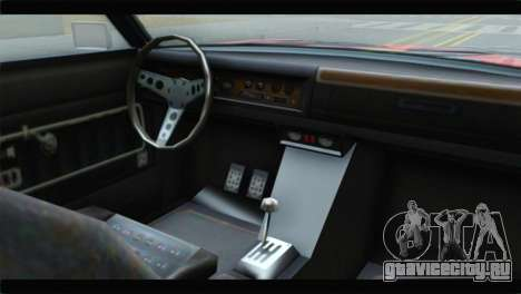 GTA 5 Benefactor Glendale для GTA San Andreas вид справа