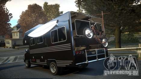 GTA IV Steed Camper для GTA 4