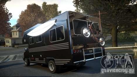 GTA IV Steed Camper для GTA 4 вид справа