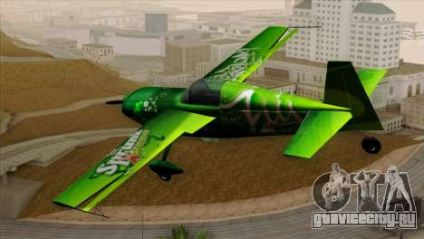 GTA 5 Stuntplane Spunck для GTA San Andreas вид слева