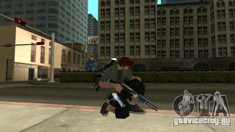 Guns Pack для GTA San Andreas третий скриншот