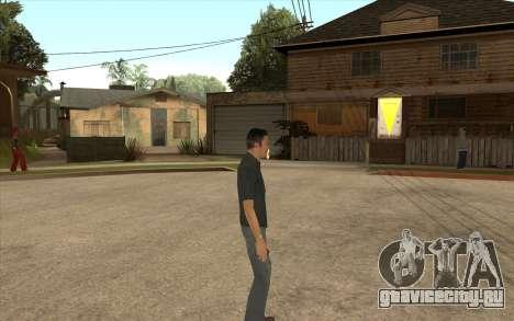 John Tanner DRIV3R для GTA San Andreas третий скриншот