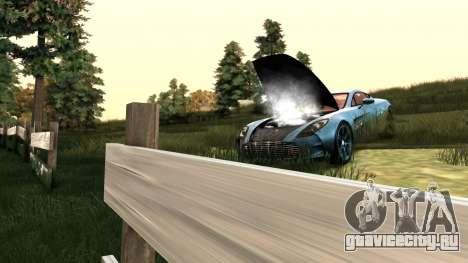 ClickClack ENB v2.0 для GTA San Andreas четвёртый скриншот