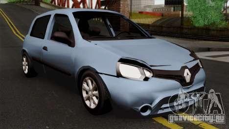 Renault Clio Mio 3P для GTA San Andreas