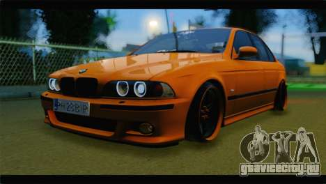 BMW M5 E39 Simply Cleaned для GTA San Andreas