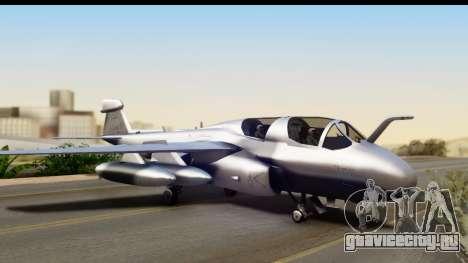 Northrop Grumman EA-6B VAQ-194 Skyshields для GTA San Andreas
