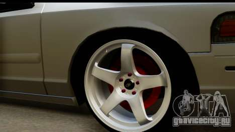 Ford Crown Victoria для GTA San Andreas вид сзади