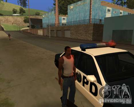 Ledios New Effects v2 для GTA San Andreas седьмой скриншот