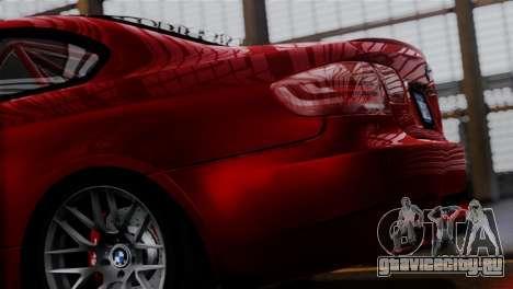 BMW M3 E92 GTS 2012 v2.0 Final для GTA San Andreas вид слева