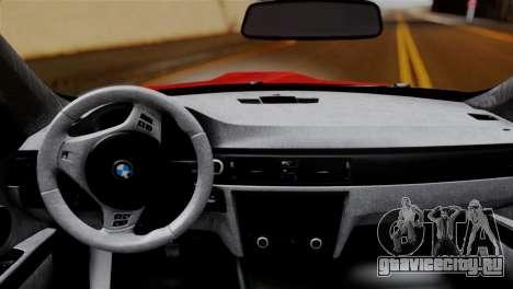 BMW M3 E92 GTS 2012 v2.0 Final для GTA San Andreas колёса