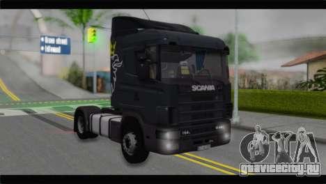 Scania 164L 580 V8 для GTA San Andreas