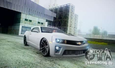 DirectX Test 2 - ReMastered для GTA San Andreas четвёртый скриншот