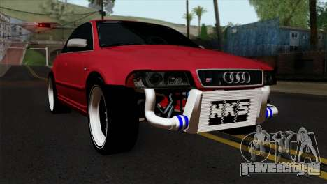 Audi S4 2000 Drag Version для GTA San Andreas