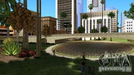 ClickClack ENB v2.0 для GTA San Andreas третий скриншот