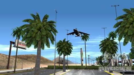 ClickClack ENB v2.0 для GTA San Andreas пятый скриншот