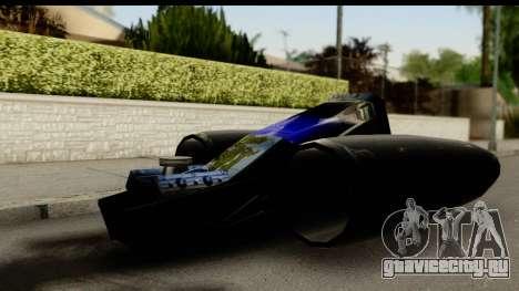 Jet Car для GTA San Andreas