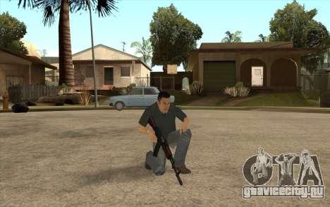 John Tanner DRIV3R для GTA San Andreas четвёртый скриншот
