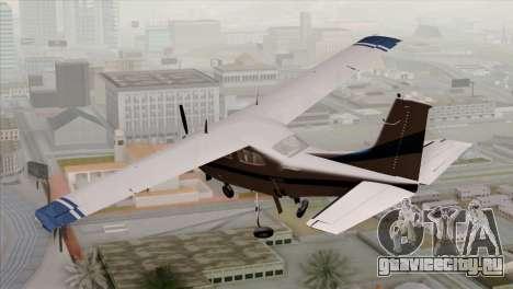 GTA 5 Mammatus для GTA San Andreas вид слева