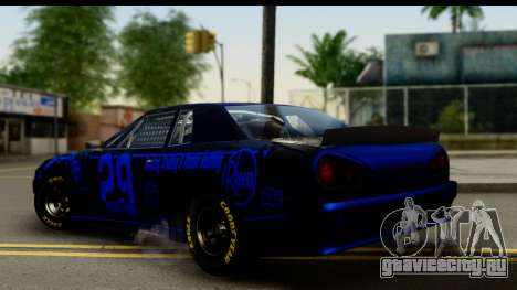 Elegy NASCAR PJ 2 для GTA San Andreas вид слева