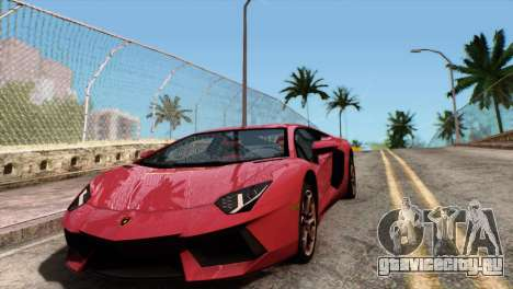 Legit ENB для GTA San Andreas третий скриншот