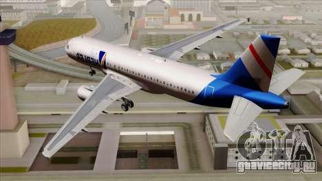 GTA 5 Air Herler для GTA San Andreas вид слева