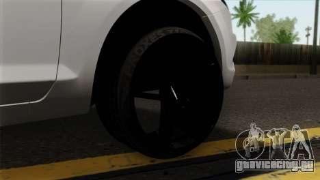 Ford Focus Wagon для GTA San Andreas вид сзади слева