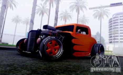 DirectX Test 3 - ReMastered для GTA San Andreas шестой скриншот