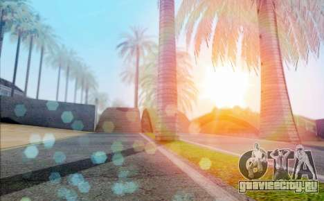 DirectX Test 3 - ReMastered для GTA San Andreas третий скриншот