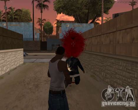 Ledios New Effects v2 для GTA San Andreas третий скриншот