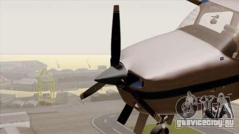 GTA 5 Mammatus для GTA San Andreas вид сзади