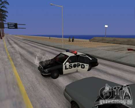 Ledios New Effects v2 для GTA San Andreas одинадцатый скриншот