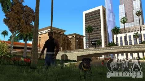 ClickClack ENB v2.0 для GTA San Andreas второй скриншот
