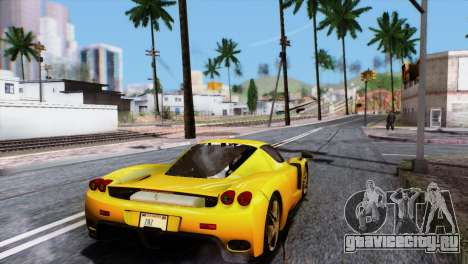 Legit ENB для GTA San Andreas