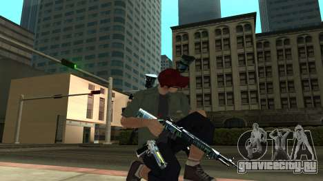 Guns Pack для GTA San Andreas шестой скриншот