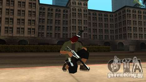 Guns Pack для GTA San Andreas седьмой скриншот