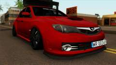 Subaru Impreza WRX STI Stanced для GTA San Andreas