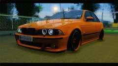 BMW M5 E39 Simply Cleaned для GTA San Andreas