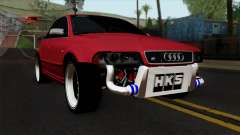 Audi S4 2000 Drag Version