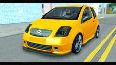 Citroen C2 для GTA San Andreas