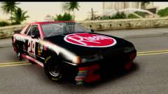 Elegy NASCAR PJ для GTA San Andreas