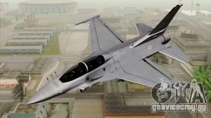 F-16D Fighting Falcon для GTA San Andreas