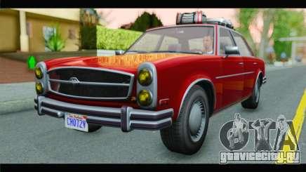 GTA 5 Benefactor Glendale для GTA San Andreas
