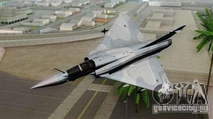 Dassault Mirage 2000 Forca Aerea Brasileira для GTA San Andreas