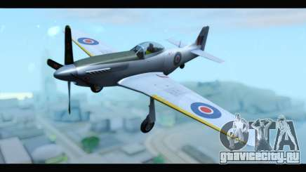 P-51 Mustang Mk4 для GTA San Andreas
