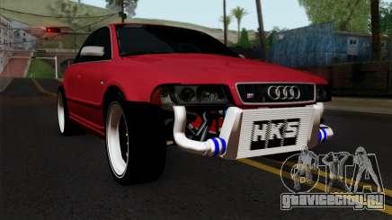 Audi S4 2000 Drag Version для GTA San Andreas