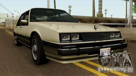 GTA 4 Willard II для GTA San Andreas