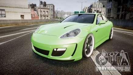 Porsche Panamera Turbo 2010 для GTA 4