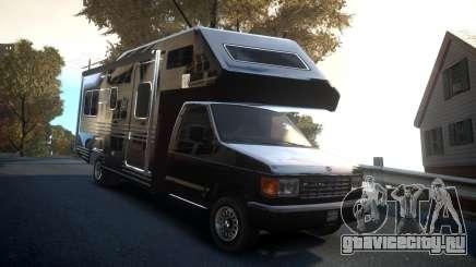 GTA IV Steed Camper для GTA 4